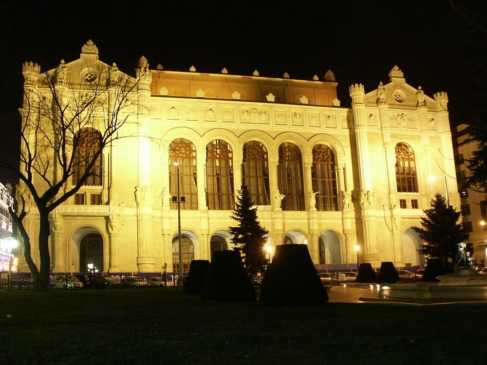 Vigadó Budapest