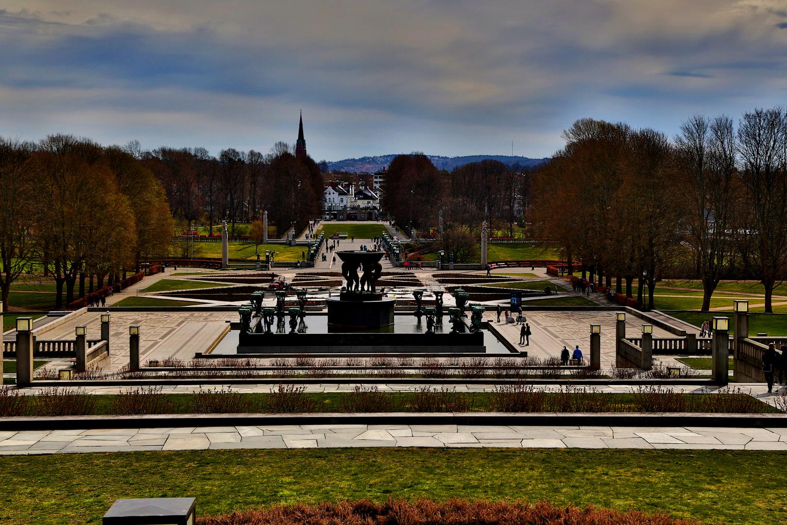 Vigeland-Skulpturenpark
