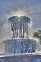 Vigelandbrunnen