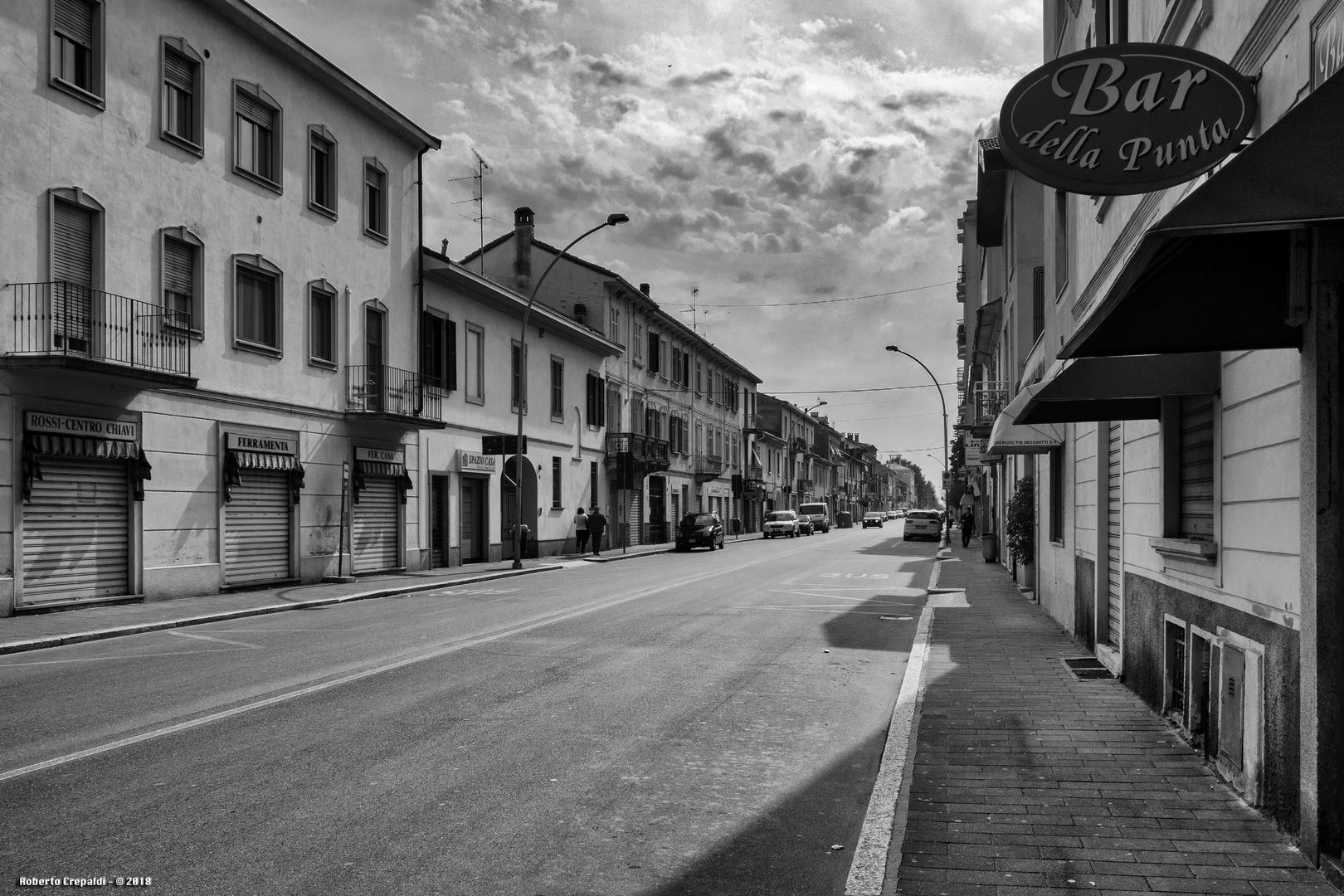 Vigevano, Corso Torino