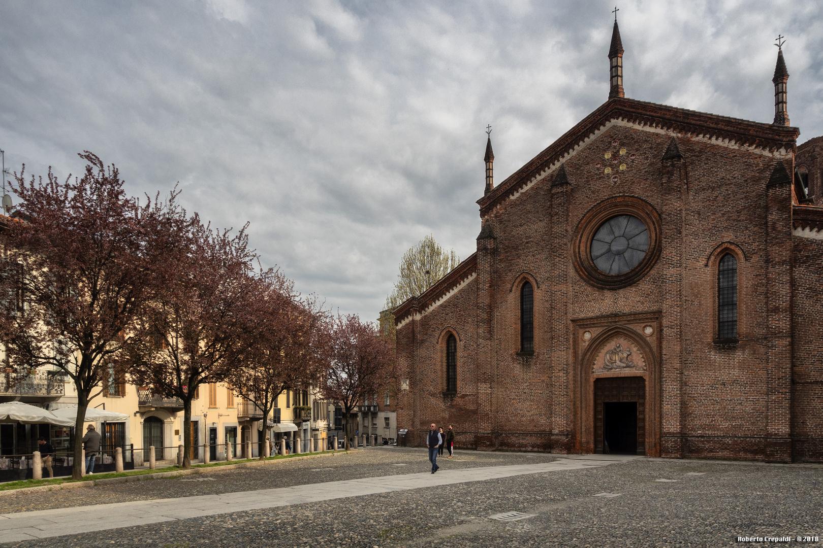 Vigevano, San Pietro Martire