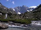 vignemale vu par la vallée de gaube