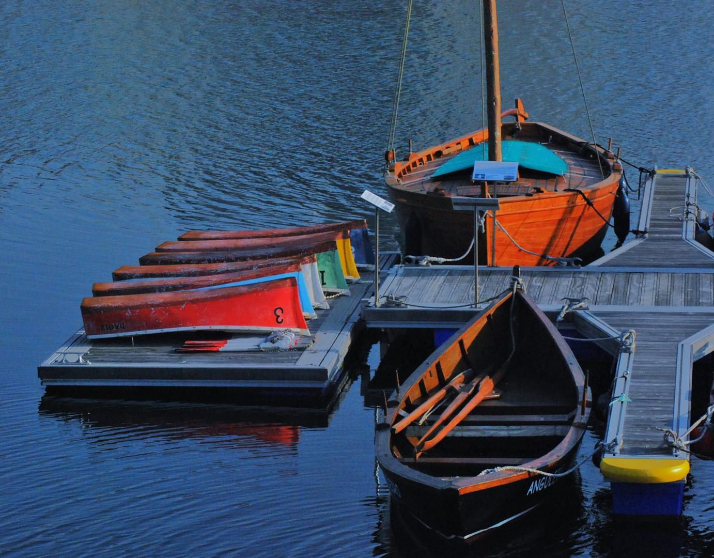 ( vigo ), las barcas