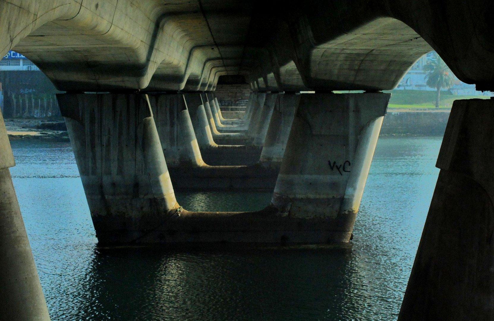 vigo , puente de bouzas
