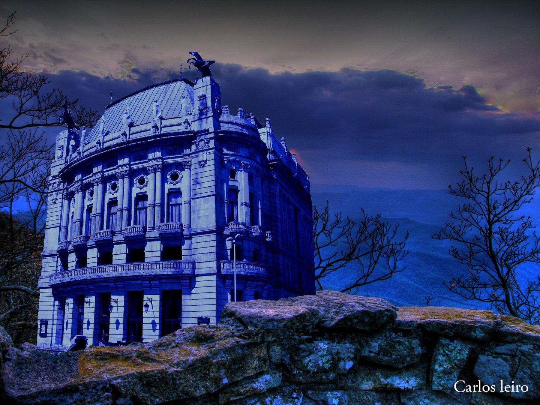 Vigo. Teatro Garcia barbon