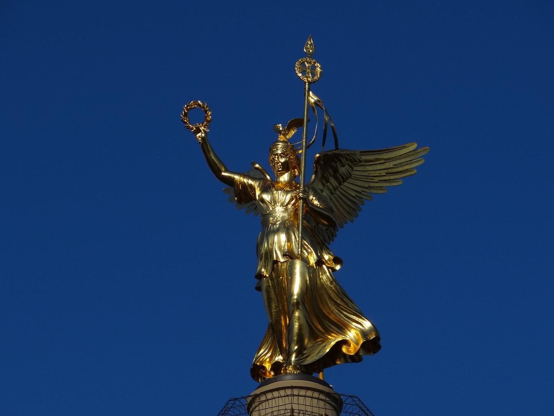 Viktoria, die Goldelse von Berlin