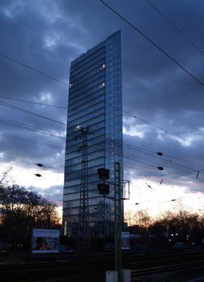 Viktoria Turm in Mannheim