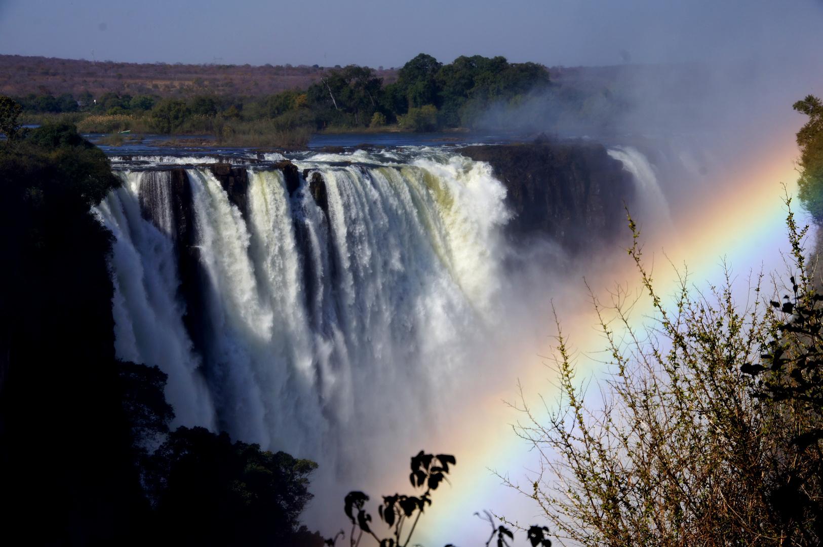 Viktoria-Wasserfälle