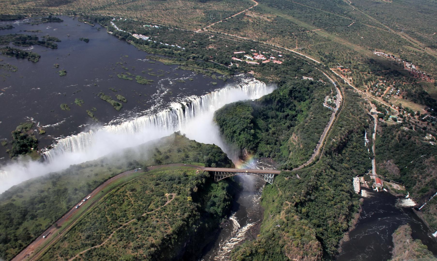 Viktoriafälle Zimbabwe & Sambia 2012