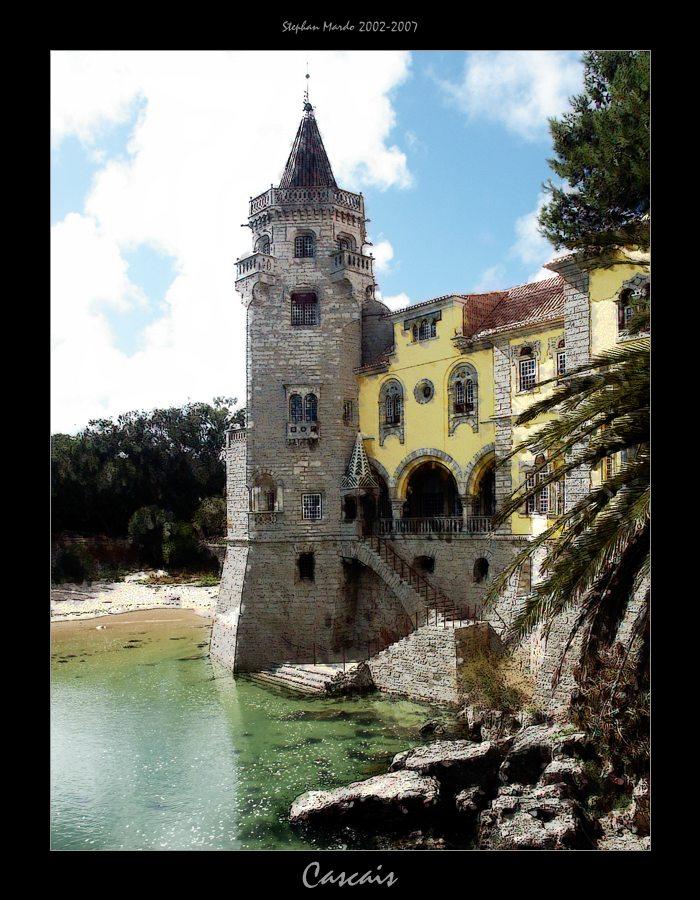 Vila De Cascais - Museu Condes de Castro Guimarães
