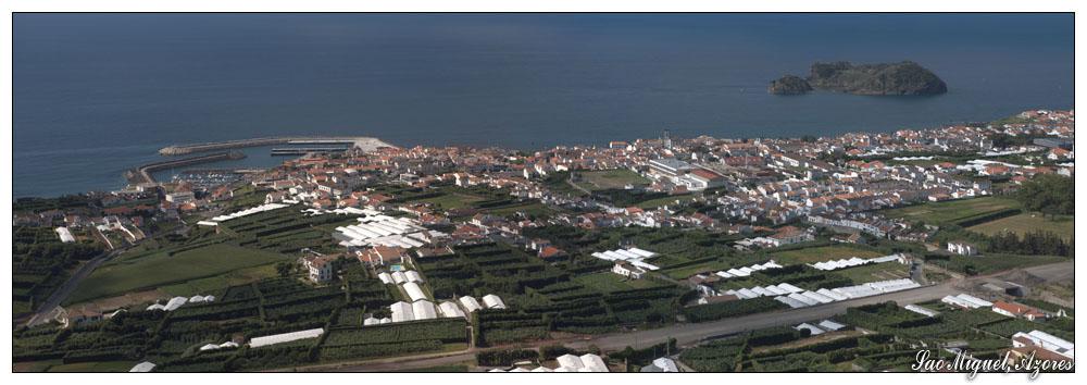 Vila Franca do Campo (Sao Miguel, Azoren)