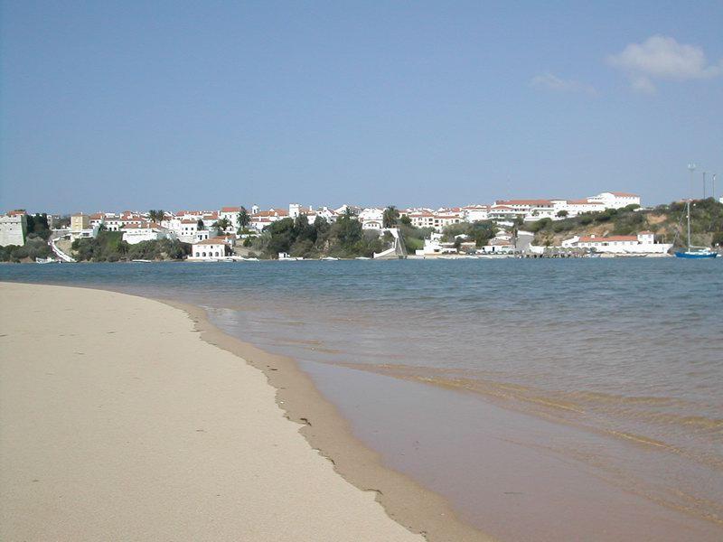 Vila nova de Mil Fontes - Praia das Furnas