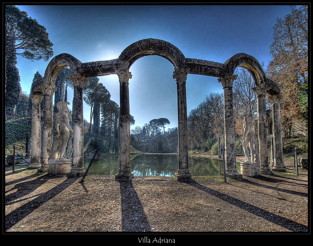 Villa Adriana II