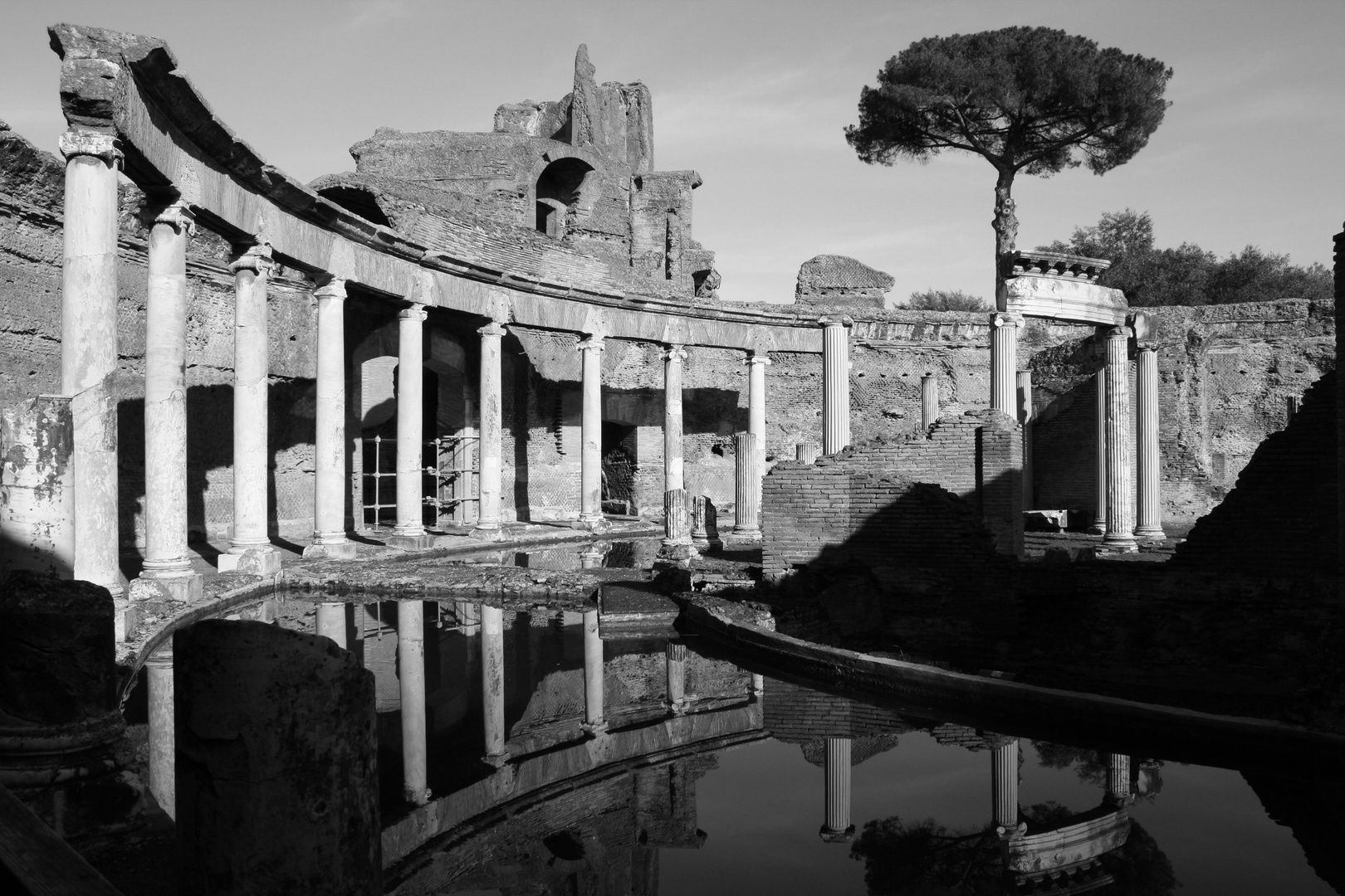 Villa Adriano in Tivoli