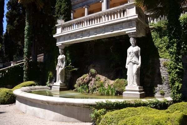 Villa Alba Gardone Riviera