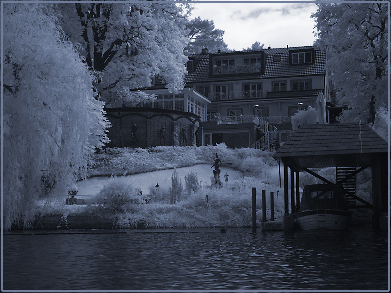 Villa am kleinen Wannsee
