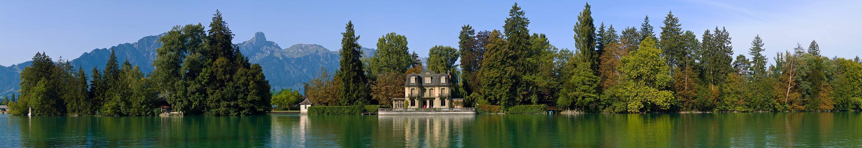 Villa am Thuner See