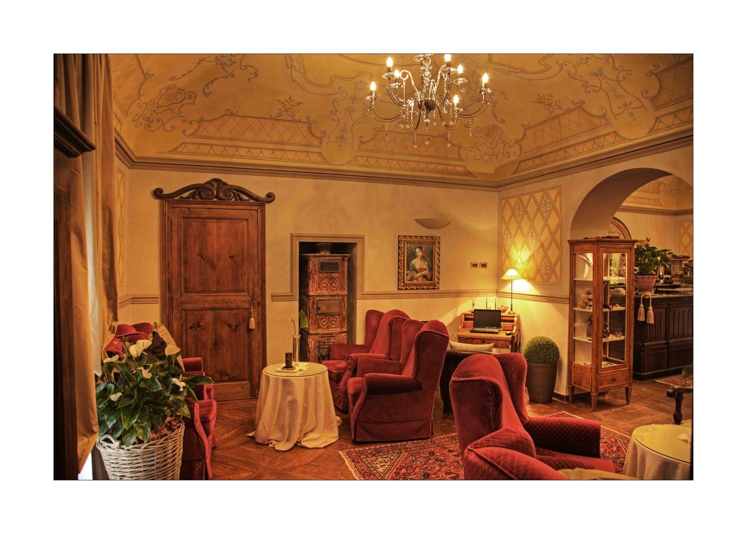 Villa Beccaris Salon