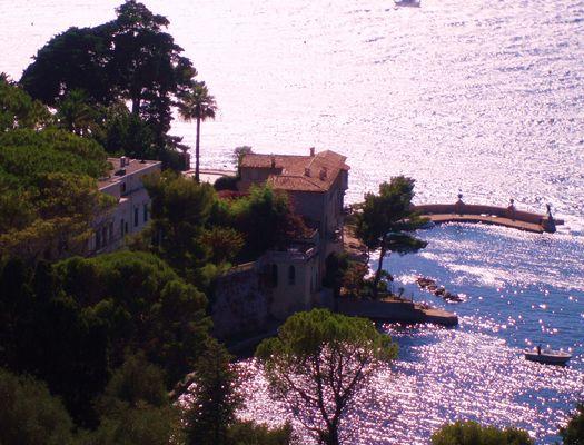 Villa de bord de mer (Cannes)