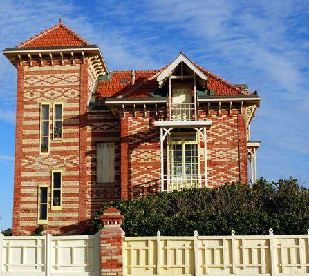 Villa de Lacanau plage