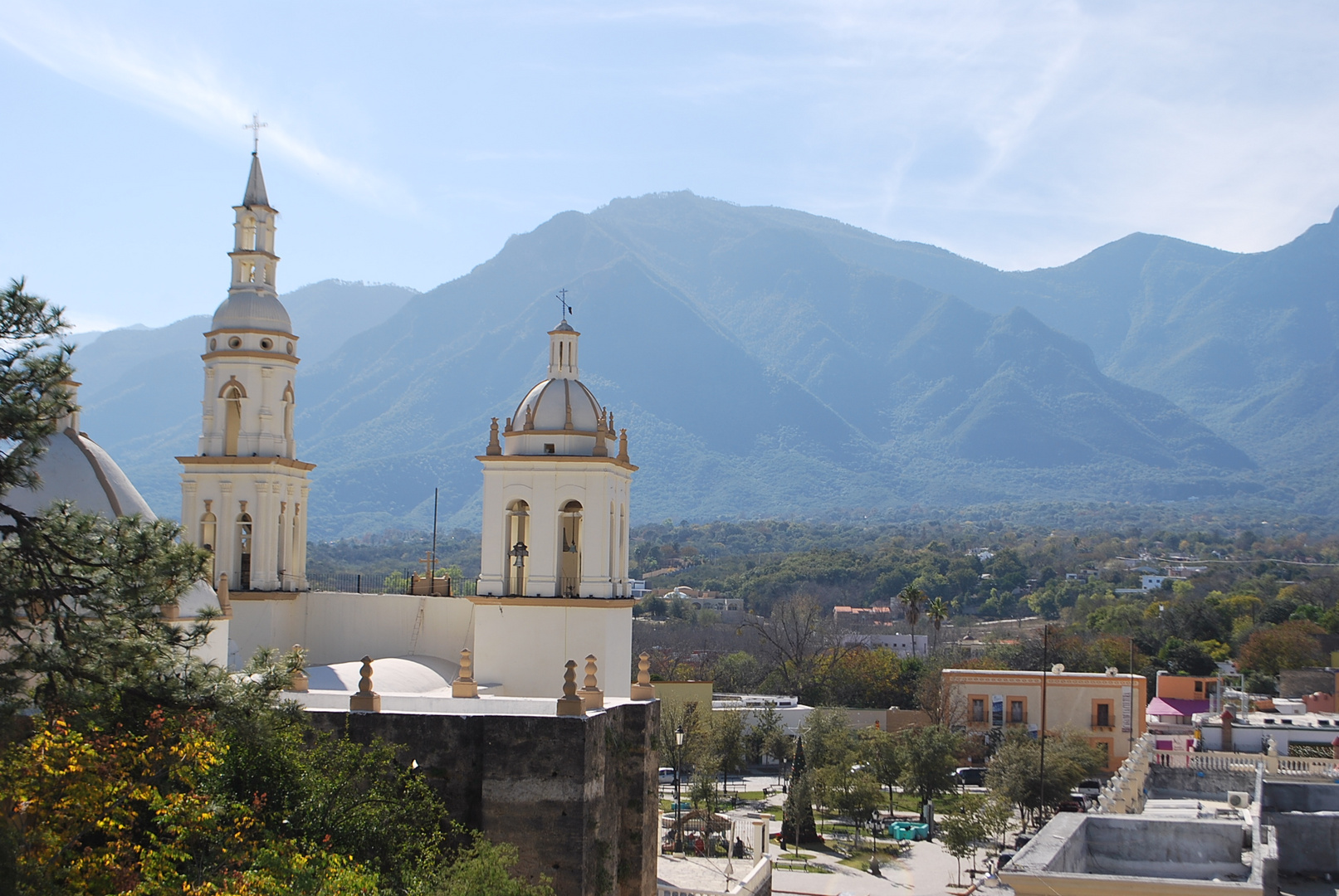 Villa de Santiago,Nuevo Leon,Mx