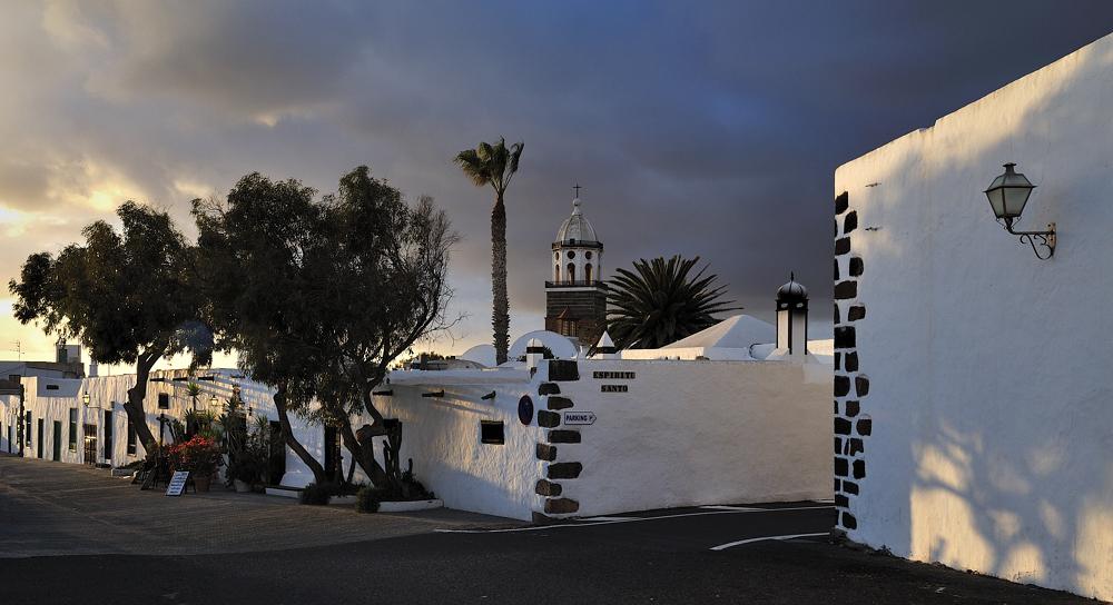 *Villa de Teguise*