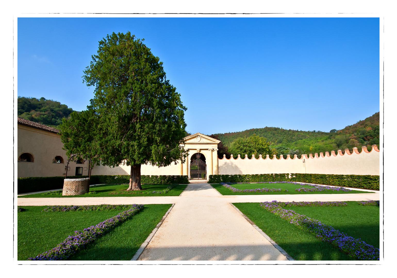 Villa dei Vescovi in Luvigliano