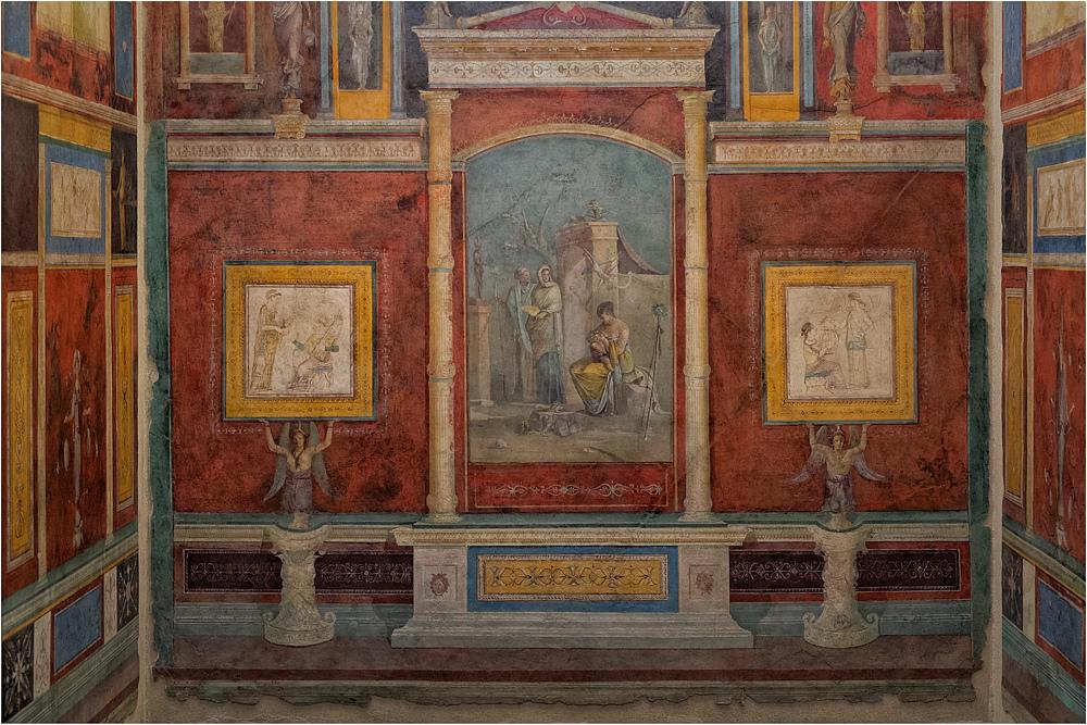 Villa der Livia - Palazzo Massimo alle Terme