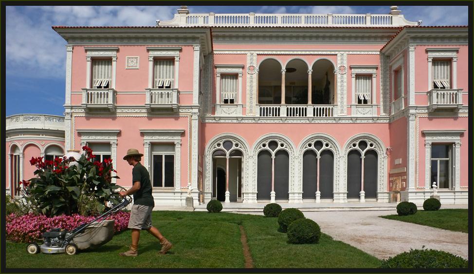 Villa Ephrussi, Côte d'Azur