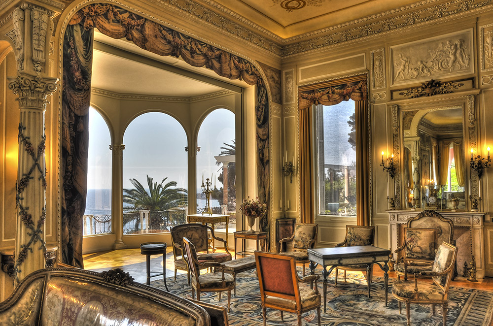 Villa Ephrussi de Rothschild - Saint Jean Cap Ferrat