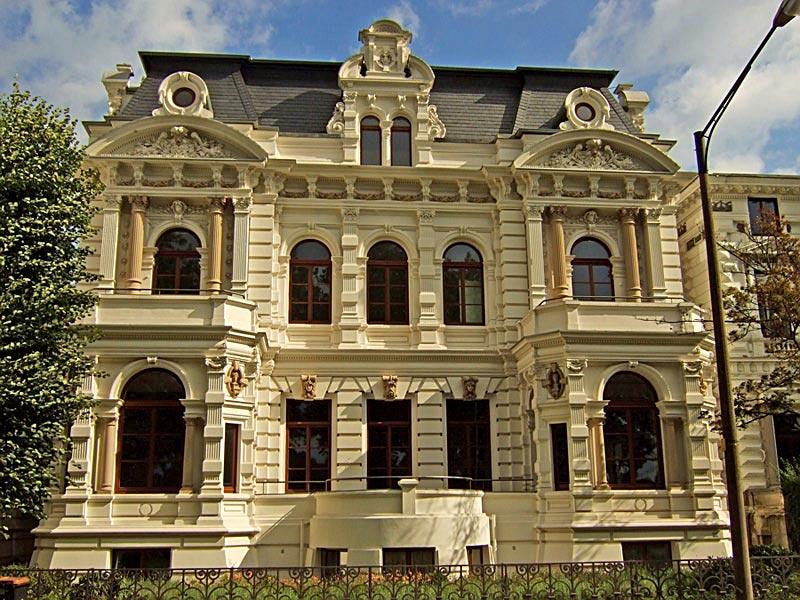 Villa Frerichs am Bremer Osterdeich