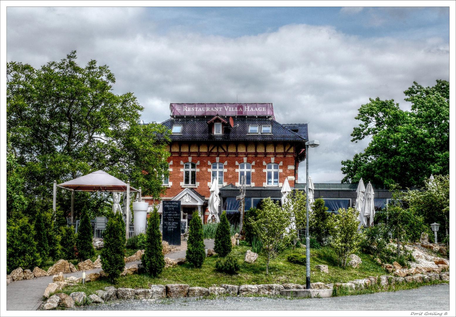 Villa Haage in Erfurt - Kressepark