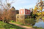 """Villa Hamilton auf der Insel """"Stein"""""""