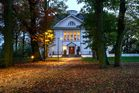 Villa Heine Park Elbchaussee Hamburg