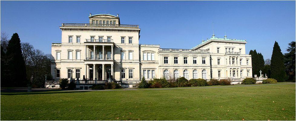 Villa Hügel in Essen - Alfred Krupp von Bohlen und Halbach-Stiftung