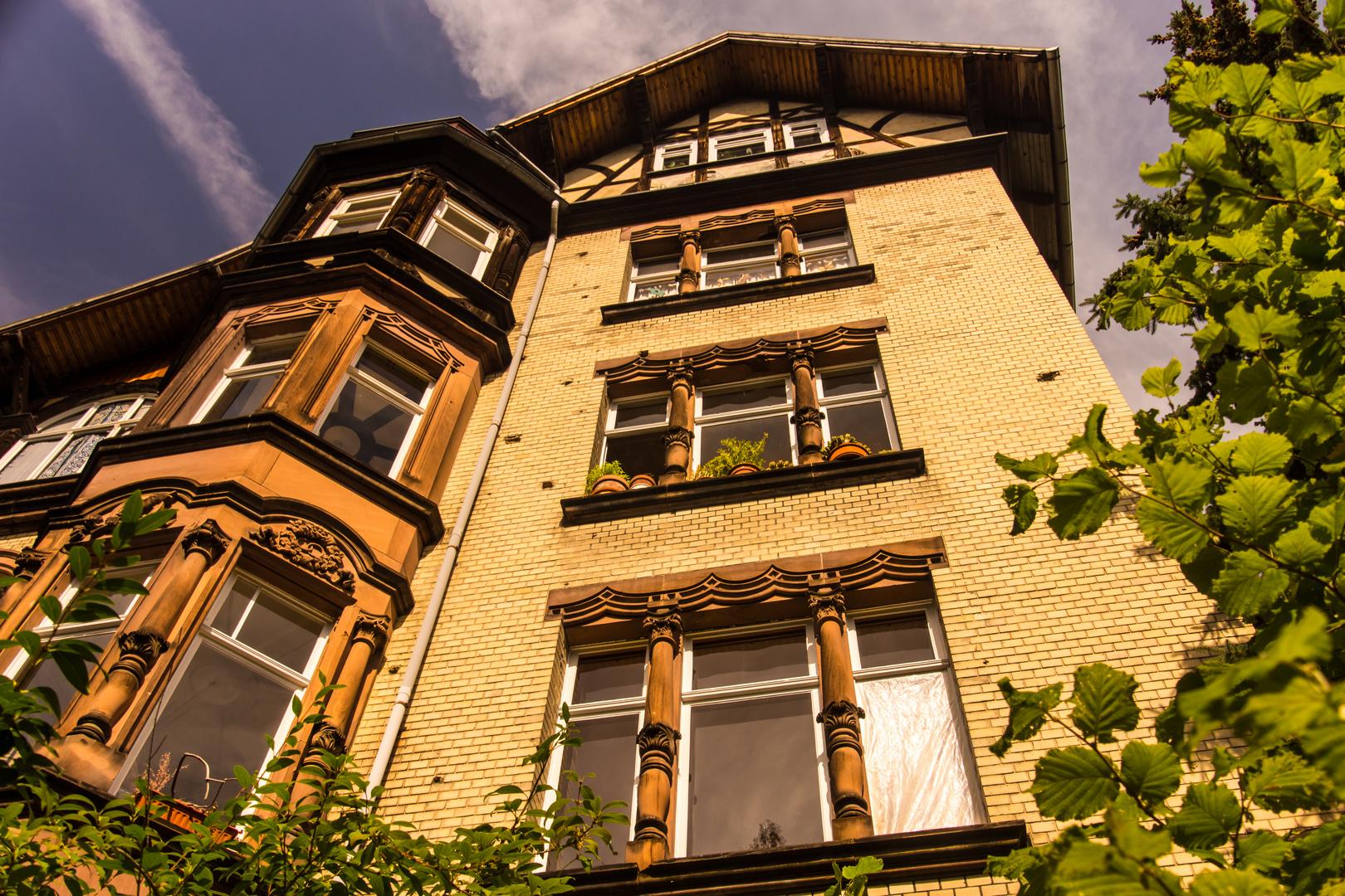 Villa im Villenviertel von Eisenach