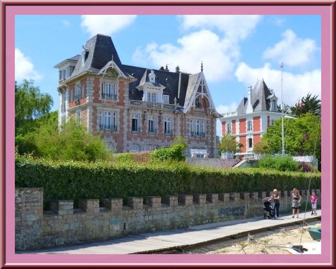 Villa Kerozen à Larmor-Plage (Morbihan)