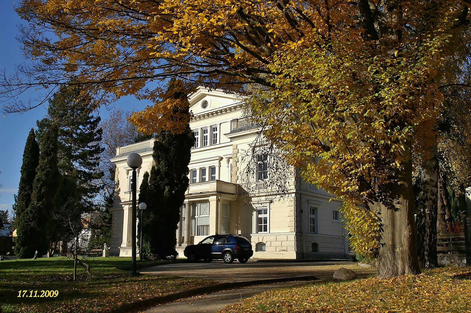 Villa Klusemann in Gmunden
