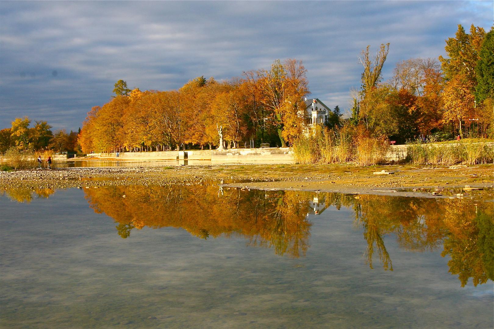 Villa Leuchtenberg in Lindau