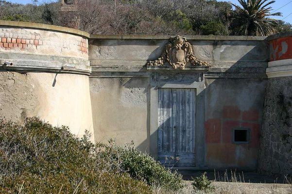 Villa Margherita - Eingang