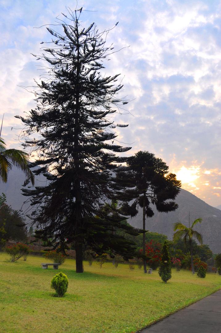 Villa Marista - Santa Eulalia, Peru