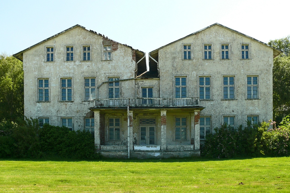 """Villa """"Möwe"""" (wird abgerissen)"""