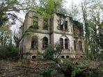 Villa Müller - Kurz vor dem Abriss (2)
