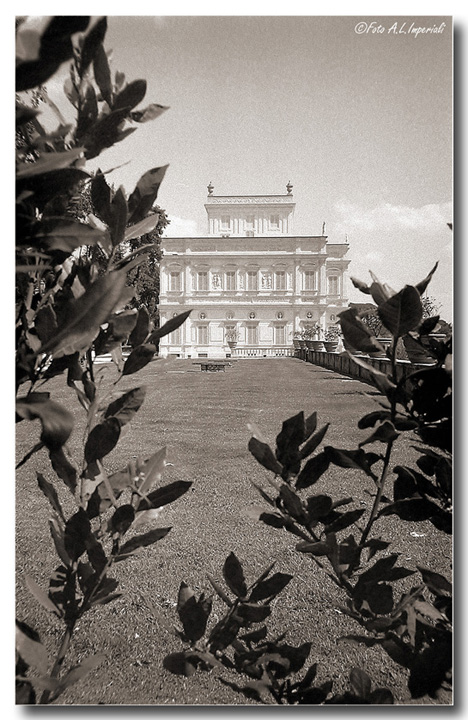 - Villa Pamphili -