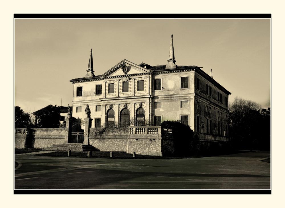 Villa Repeta - Campiglia dei Berici - (1557)