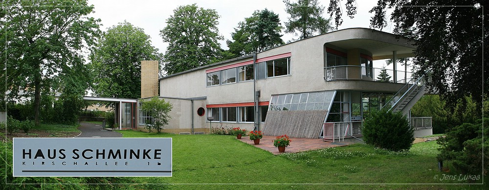 Villa Schminke in Löbau Sachsen