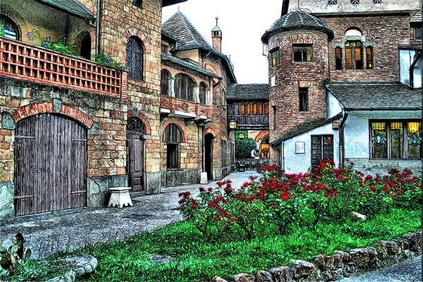 Villa Torlonia....