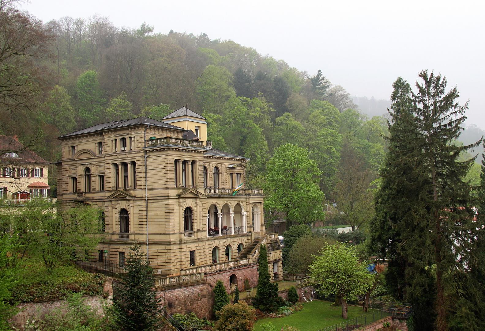 Villa vom Heidelberger Schloss