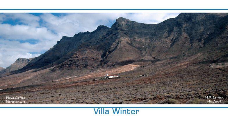 Villa Winter