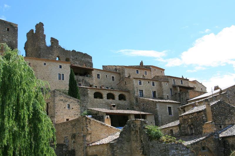village ardechois